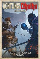 Achtung! Cthulhu Skirmish: Rise of the Black Sun