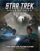 Star Trek Adventures FREE character sheets