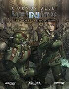 Infinity: Ariadna Supplement
