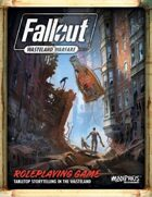 Fallout: Wasteland Warfare - Roleplaying Game (Expansion Book)