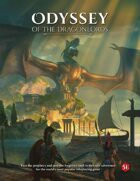 Odyssey of the Dragonlords Adventure Book