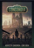 Agents of Concordia Core book