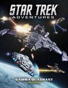 Star Trek Adventures: Gamma Quadrant Sourcebook