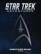 Star Trek Adventures: Kobayashi Maru Supplement (FREE)