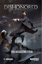 Dishonored PDF Adventure #1: The Assassins Four