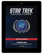 Star Trek Adventures: BRIEFS 003 - TNG Anomalies