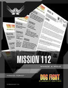 Dog Fight: Starship Edition Mission 112