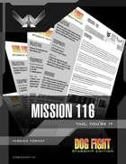 Dog Fight: Starship Edition Mission 116
