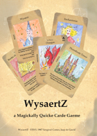 WysaertZ - Ye Magickally Quicke Card Gaeme
