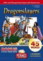Dragonslayers +bonus arts