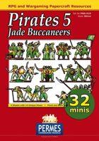 Pirates: Set 5 - Jade Buccaneers