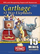 Carthage #2 - War Elephants