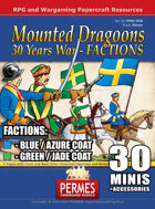 Mounted Dragoons FACTIONS - 30 Years War
