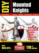 DIY Mounted Knights