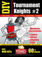 DIY Tournament Knights 2