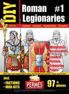 DIY Roman Imperial Legionaries 1