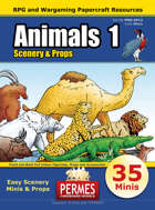 Animals - Pack 1