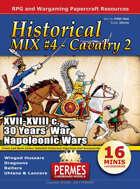 Historical Series Mix 4 Cavalry2