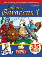 Saracens #1 Infantry