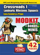 Crossroads MODKIT and BONUS minis