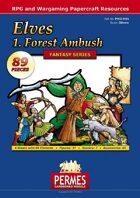ELVES Set 1 - Forest Ambush