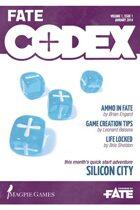 The Fate Codex - Volume 1, Issue 1