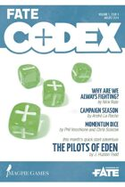 The Fate Codex - Volume 1, Issue 4