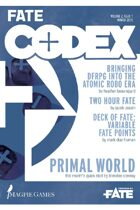 The Fate Codex - Volume 2, Issue 1
