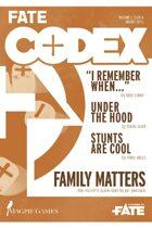 The Fate Codex - Volume 2, Issue 4