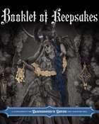 Bluebeard's Bride: Booklet of Keepsakes