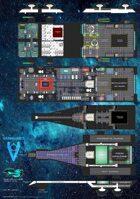 VANGUARD RPG - Dasseula light frigate battlemap