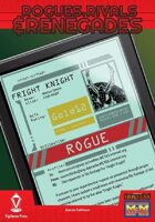 Rogues, Rivals & Renegades: Fright Knight