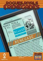 Rogues, Rivals & Renegades: Nikki Tesla