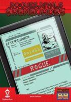 Rogues, Rivals & Renegades: Afterburner
