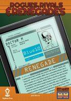 Rogues, Rivals & Renegades: Doctor M