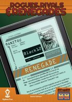 Rogues, Rivals & Renegades: Manitou