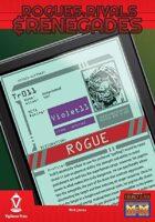 Rogues, Rivals & Renegades: Tr011