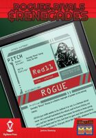 Rogues, Rivals & Renegades: Pitch