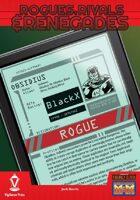Rogues, Rivals & Renegades: Obsidious