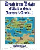 Death from Below: A World of Arkara adventure