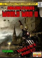 Vigilance Force: Heroes of WWII (M&M3e)