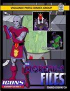 Moreau-1 Files: 3rd Dispatch (ICONS)