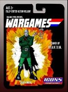 Wargames: Death Mask (ICONS)