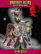 Fantasy Core Rulebook