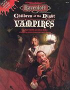 Children of the Night: Vampires (2e)