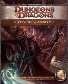H1 Keep on the Shadowfell & Quick-Start Rules (4e)
