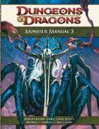Monster Manual 3 (4e)