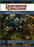 Player's Option: Heroes of the Feywild (4e)