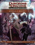 Council of Spiders (4e)
