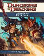 Player's Handbook Races: Tieflings (4e)